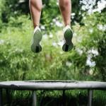 Trampoline-workout