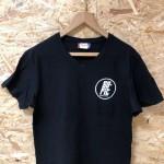 T-Shirt zwart Small