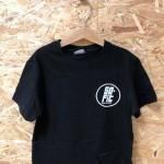 T-Shirt zwart Kids 90-100
