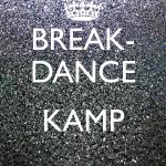 Breakdancekamp voor kids vanaf 5 jaar 12/08 t.e.m. 14/08 (VOLLEDIGE DAG)